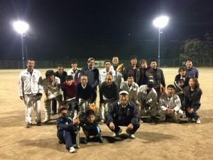 社内親睦ソフトボール大会・親睦BBQ
