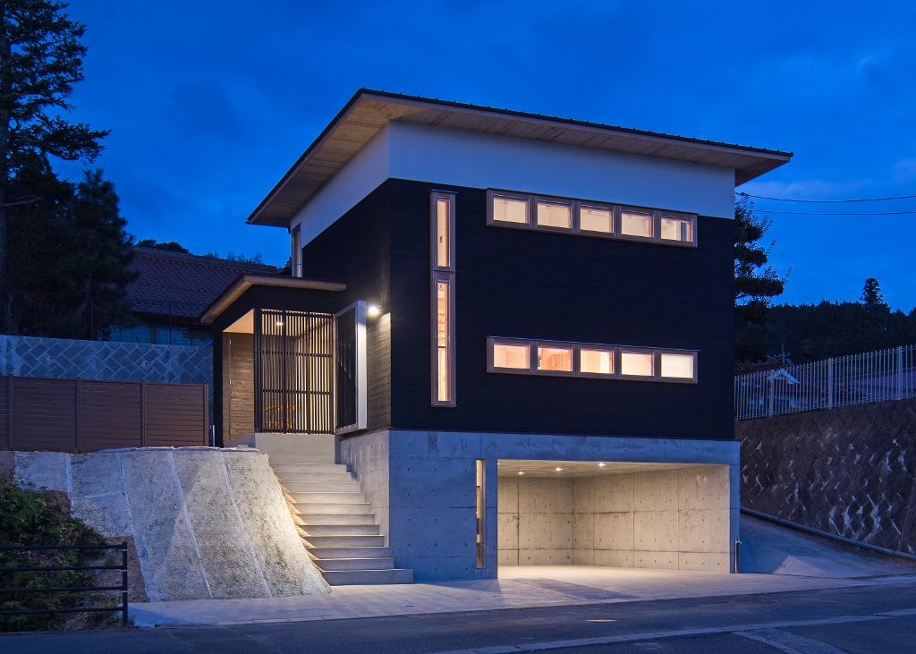 S様邸新築工事 広島県北広島町