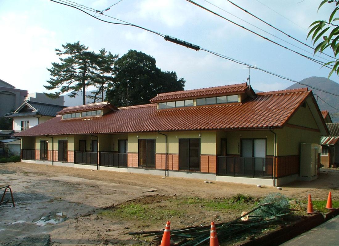 御謝山団地公営住宅建替工事