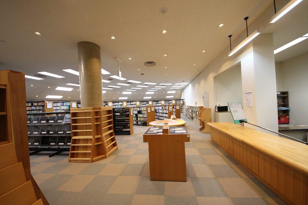 図書室1前
