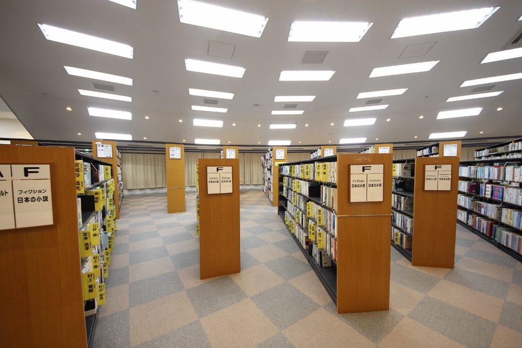 図書室3後