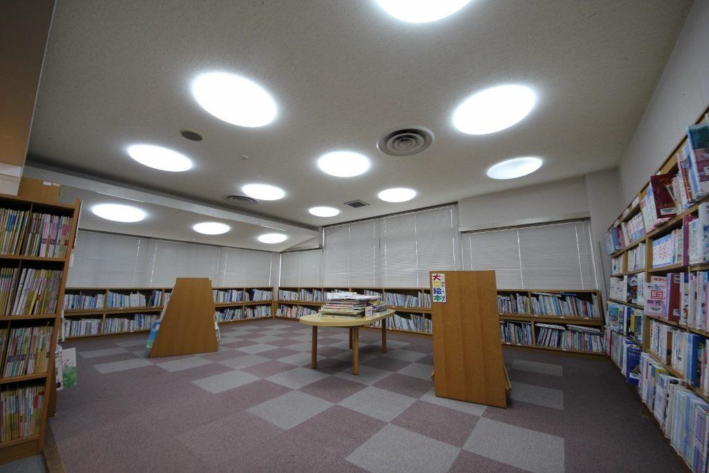 図書室5前