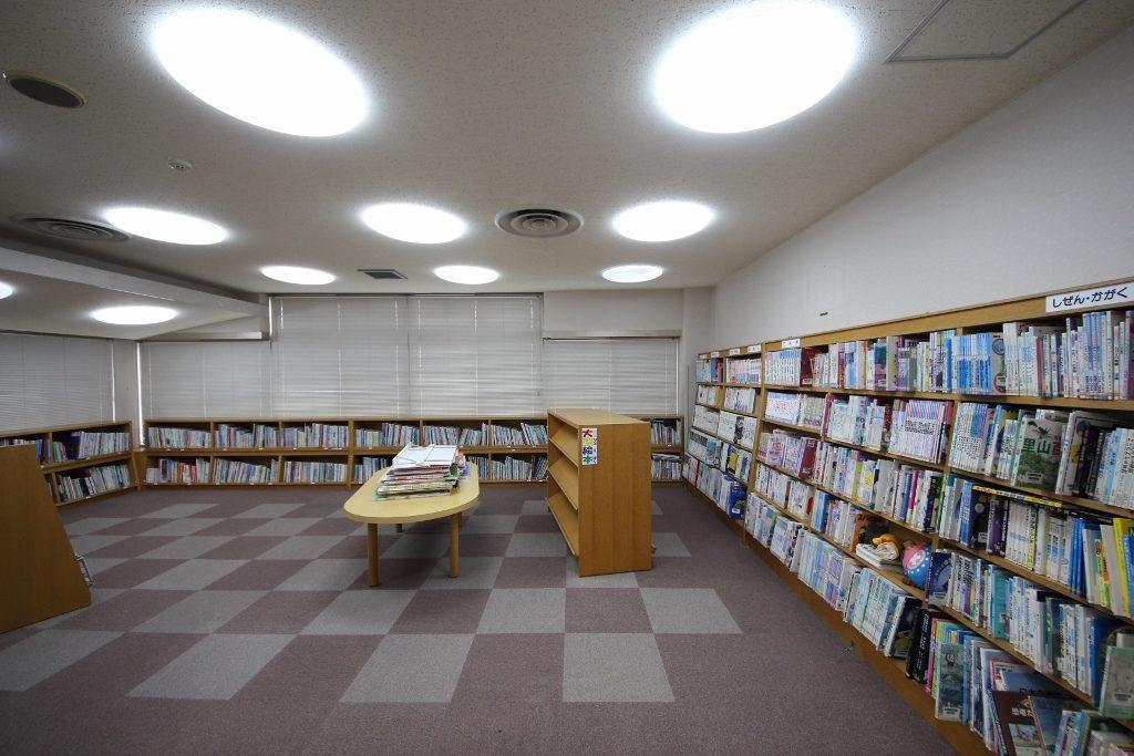 図書室6前