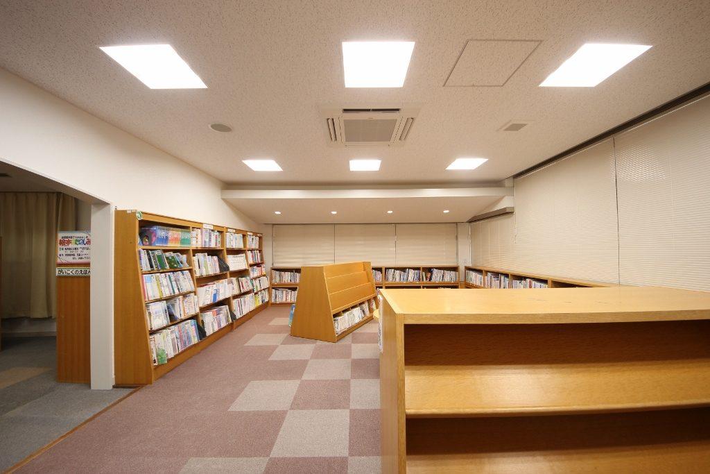 図書室7後