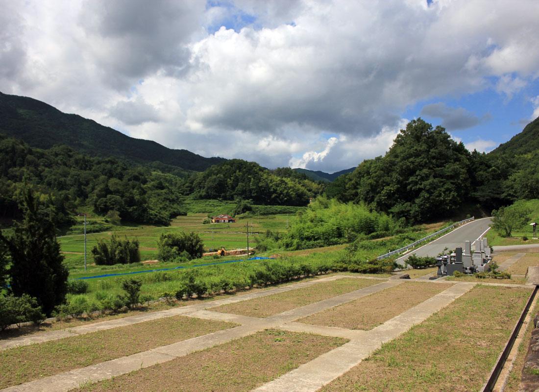妙像寺墓苑